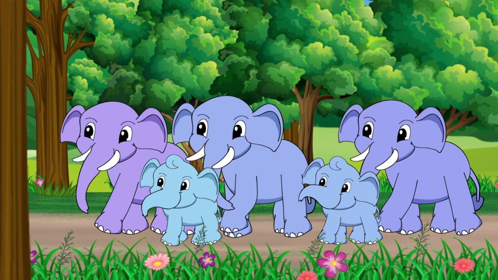 เพลงช้าง ช้าง